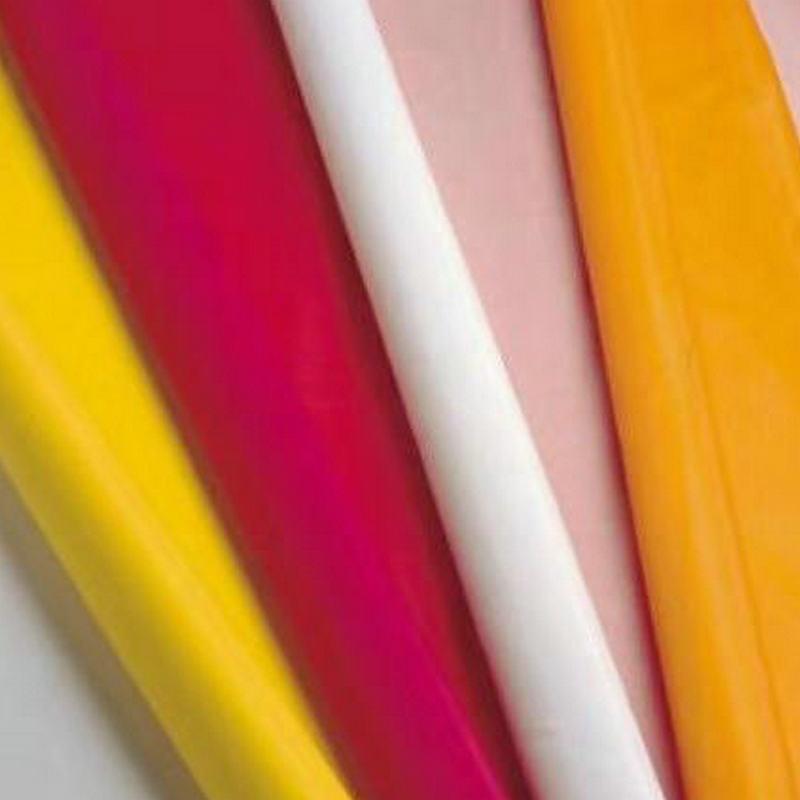 白色32T80目64线165宽 服装印花 丝印网纱 汽车玻璃印刷丝网