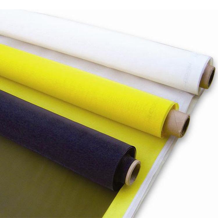 恒丰涤纶印刷网纱 大量供应涤纶网布 高张力聚酯丝印网纱厂家批发