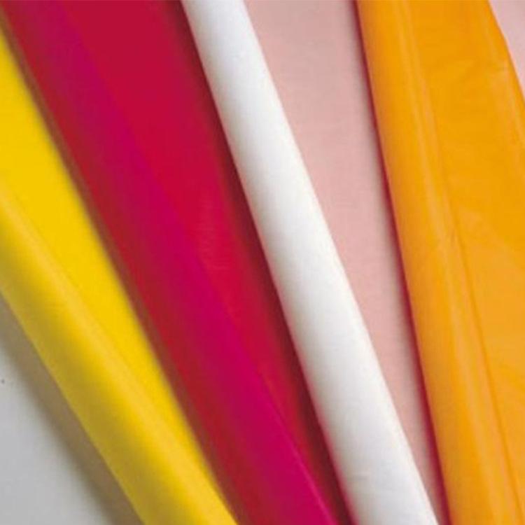 厂家供应高张力聚酯网纱 聚酯印刷丝网布 网版印刷丝印涤纶网纱