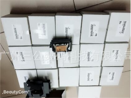 全新原裝愛普生1890010二次加密寫真機UV平板打印頭7代油性噴頭