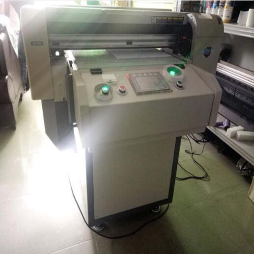 萬能數碼純棉數碼印花直噴機平板機深色布料淺色布料印花機