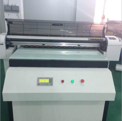 广州成衣服装直喷数码印花机服装直喷彩印机服装直喷平板打印