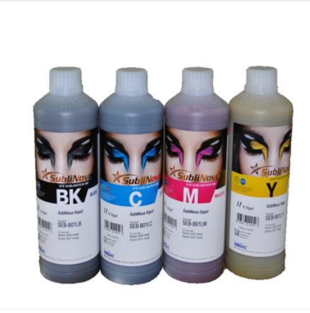 INKTEC韓國進口SEBSEDSEF高速高濃度熱轉印墨水