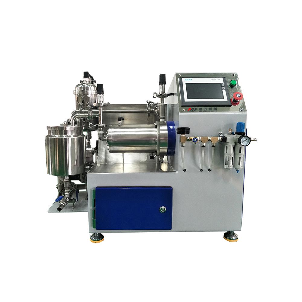 磨匠MJ-NB1全陶瓷實驗室納米砂磨機
