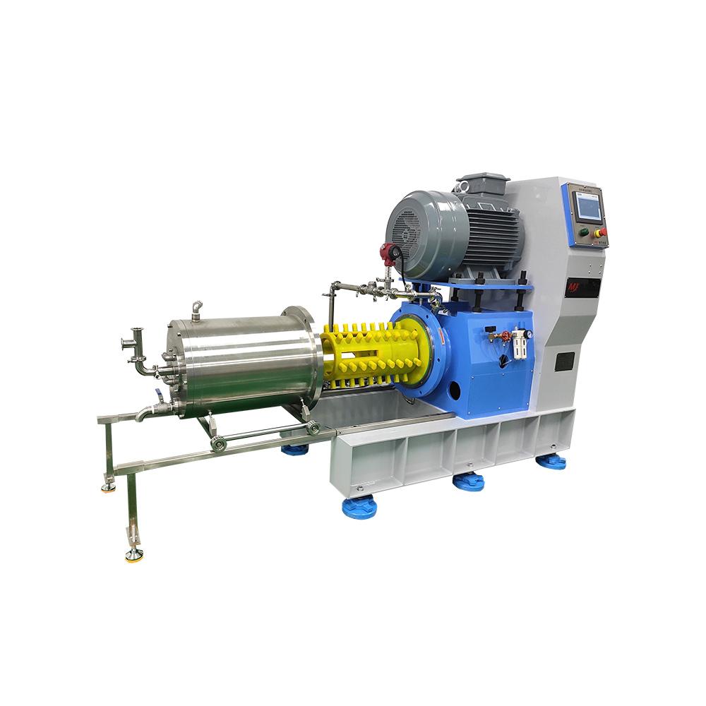磨匠MJ-NB30聚氨酯材質棒銷式納米砂磨機