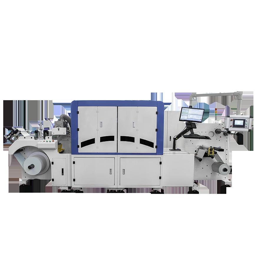 大型数码标签印刷机
