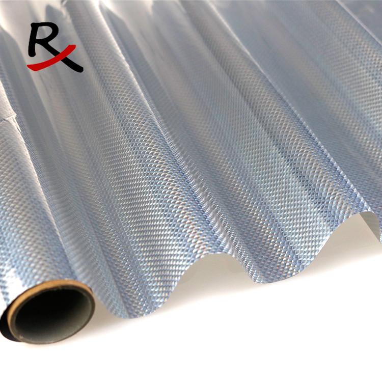 布料皮革全转转移膜材料PET烫金纸厂家花膜烫金纸电化铝定做
