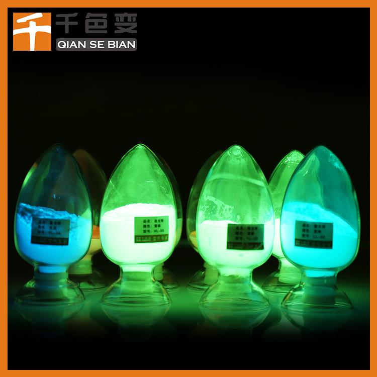厂家直销夜光粉,高亮度夜光粉,长效夜光粉(粒径细,亮度持久)