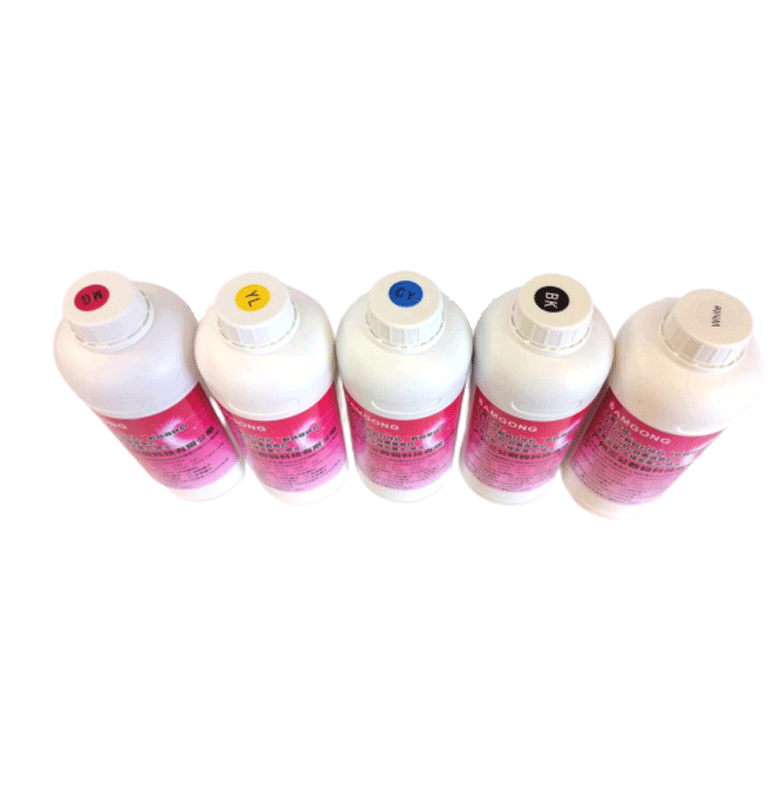 燙畫可用高濃度墨水白墨數碼打樣水性墨水