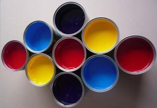 耐酸堿金屬油墨