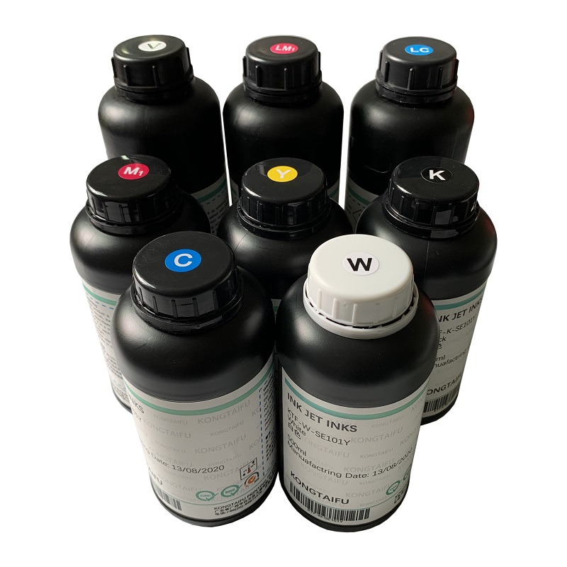 UV打印机墨水爱普生喷头UV墨水赛尔1201理光GH2220