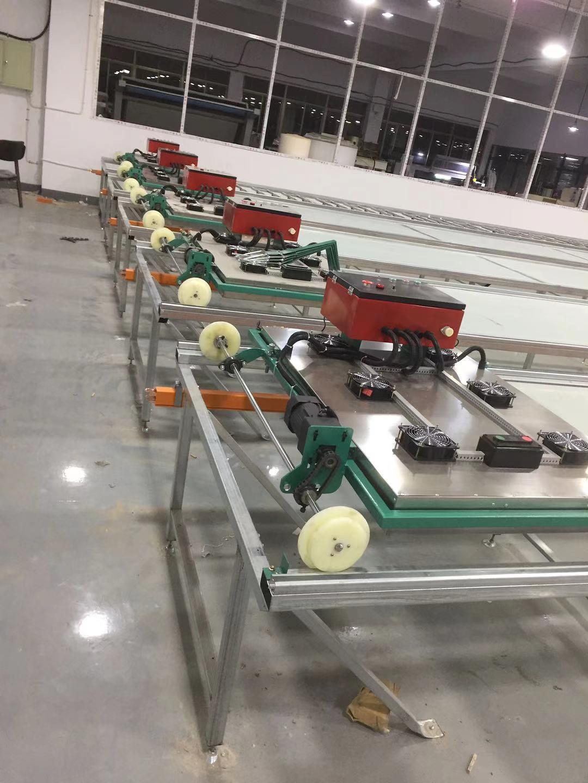 印花手工台面烘干机、印花台板