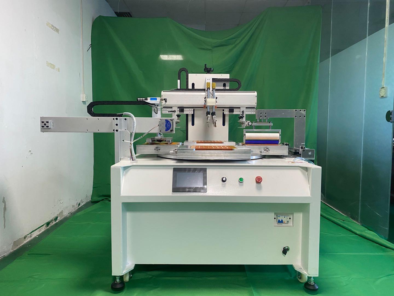 核酸检测卡丝印机试剂盒移印机仪表盘丝网印刷机