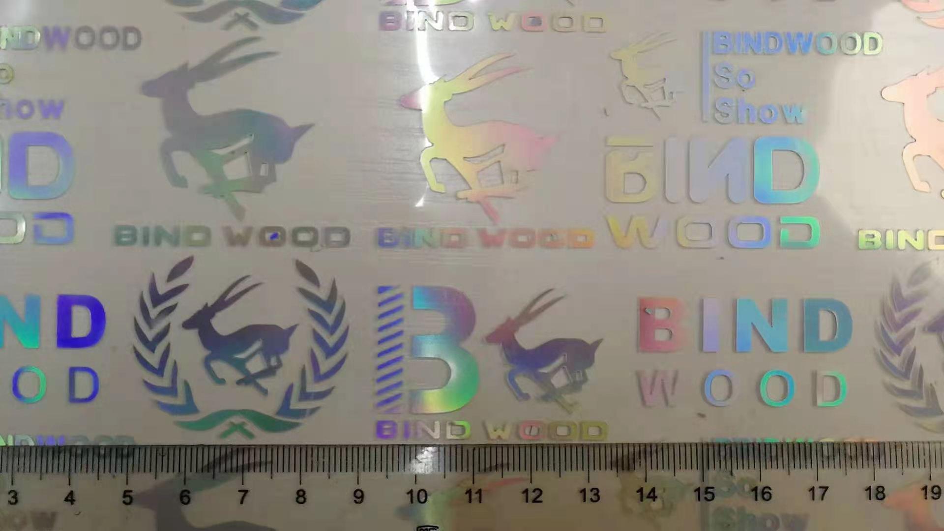 PU热转印刻字膜超级激光打标机