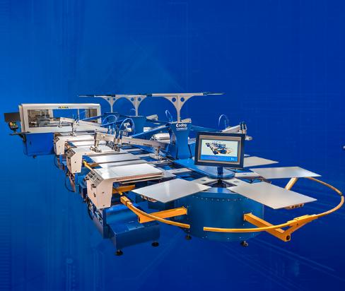 H28全伺服数码铸件印花机印花机印花器材印花设备