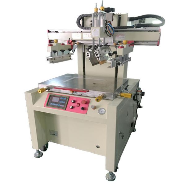 纸箱丝印机纸板丝网印刷机纸皮平面网印机