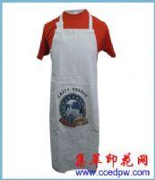 上海牛仔布印花围裙