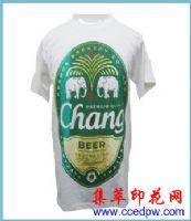 上海印花广告衫