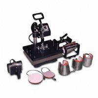 烫画机、烤杯机、热转印设备及耗材HP8IN1