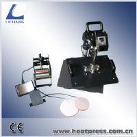 烫画机、烤杯机、热转印设备及耗材5合1