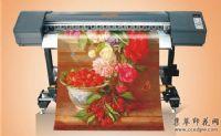 供应鸿捷4162高速数码印花机双头打印机