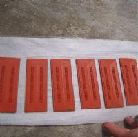 燙金硅膠板