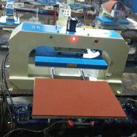 [供应高尚品牌新款龙门增压式双工位气动/液压烫画机,热转印机,压烫机,