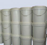 厂家直供印花材料环保不反白防污隔离浆烫金植绒隔离浆效果超佳