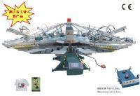 YH系列自动旋转多色印花机