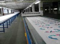 印刷机台板