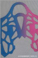 鞋材立体水性墨(常温耐折7-8万,低温耐折15-20万,双组份)