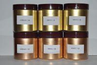 印花涂层用爱卡金粉比利时金粉进口金粉铜金粉