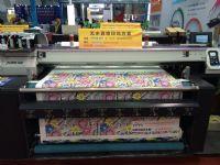 HJ-TS300纯棉面料直喷数码印花机
