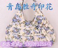 青岛唯一一家专业的纯棉印花厂家首选胜奇