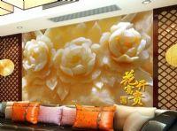沙发瓷砖背景墙印花机彩雕瓷砖幻彩上色平板打印机