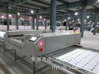 全自动走台印花机(可自动转多条台)跑台丝印机网印机