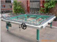 气动拉网机轮式拉网机拉网机机械式拉网机拉网夹绷网机