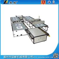 pvc薄膜印花机平网印花机薄膜印花机