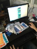 印花设备服装设计培训