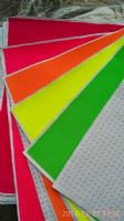 高档荧光色植绒纸_广东省中山市0.7mm植绒纸,植毛纸