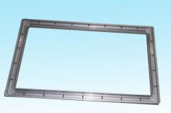 印花铝框,专业铝框生产厂家,网框