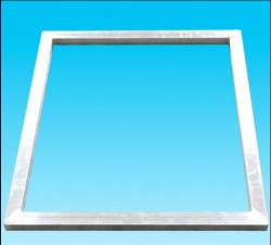 印花铝框,网框生产厂家,铝合金网框