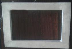 各种印花铝框,铝网框,镀锌铁网框