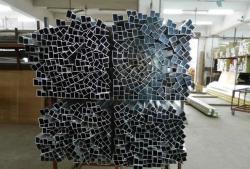 印花铝框,印花网框,铝网框