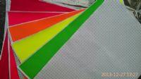 中山供应高档荧光植绒纸