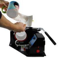 广州印照片烤杯机,热转印烤杯机