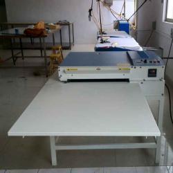 原厂直接供应绣花刺绣工厂专用NHG600-1型连续式过胶机