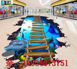 江西多维饰界纳晶墙地砖机悬浮木桥打印机新添润厂家直销