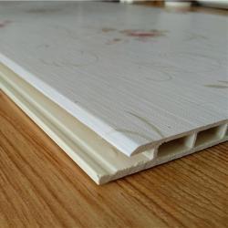 东方龙科2530uv平板打印竹木纤维集成墙板打印项目