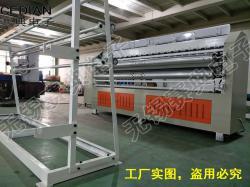 源头厂家大型超声波裥棉机,超声波床上用品复合压纹机,压花机